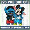 Baby Stitch And Mickey Mouse Disney Costume SVG PNG DXF EPS 1