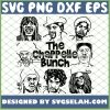 Comedy Central The Chappelle Bunch Tvshow Silhouette SVG PNG DXF EPS 1