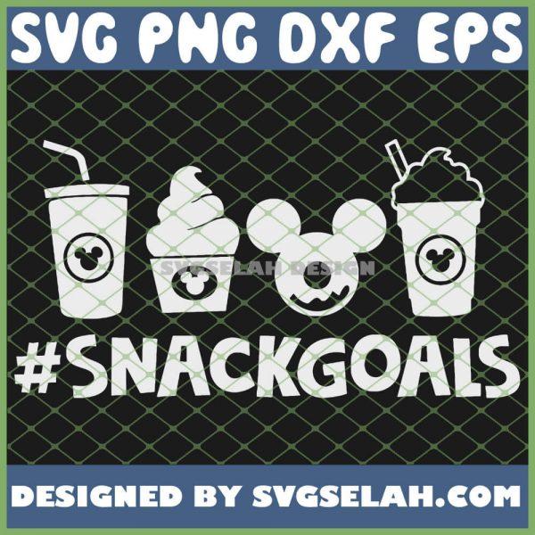 Disney Snack Goals SVG PNG DXF EPS 1