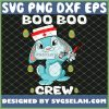 Easter Day Boo Boo Crew Nurse Bunny Eggs Funny SVG PNG DXF EPS 1