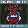 Easter Ninja Egg Hunter SVG PNG DXF EPS 1