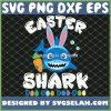 Easter Shark Doo Doo Doo SVG PNG DXF EPS 1