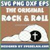 Easter The Original Rock N Roll Jesus SVG PNG DXF EPS 1