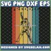 Freddie Mercury Vintage Retro SVG PNG DXF EPS 1