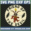 Grateful Dead Friend Of The Devil Logo SVG PNG DXF EPS 1