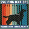 Irish Setter SVG PNG DXF EPS 1