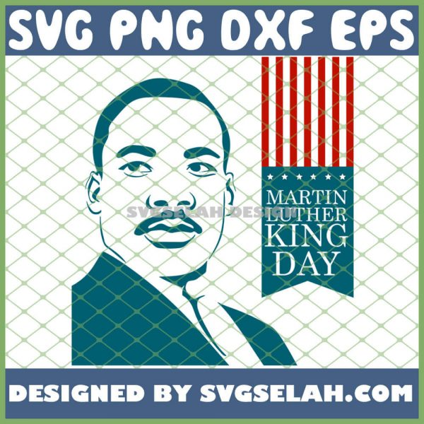 Martin Luther King Day SVG PNG DXF EPS 1