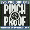 Marvel Thor Hammer Pinch Proof St PatrickS SVG PNG DXF EPS 1