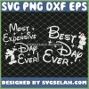 Mickey And Minnie Best Most Expensive Day Ever Disney SVG PNG DXF EPS 1