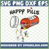 Mickey Minnie And Friends Disney Happy Pills SVG PNG DXF EPS 1