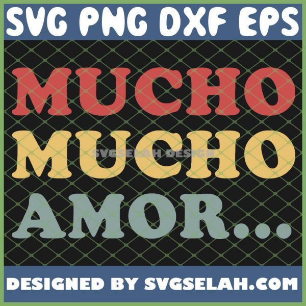 Mucho Mucho Amor The Legend Of Walter Mercado Astrology SVG PNG DXF EPS 1