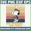 Snoopy I Hate Morning People And Mornings And People Vintage SVG PNG DXF EPS 1