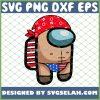 Ricardo Milos Among Us Crewmate Aliens Impostor SVG PNG DXF EPS 1