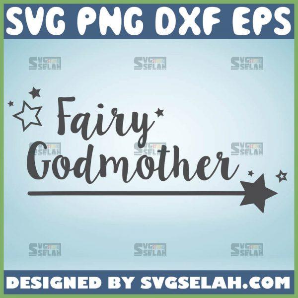 Fairy Godmother Wand Svg Star Fairy Lights Svg 1