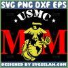 Marine Corps Mom Svg Usmc Mom Svg Military Mom Svg 1
