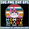 Mommy Shark Doo Doo Doo Svg Palm Tree Mom Vacation Svg Mom Trip Svg Camp Beach Summer Svg 1