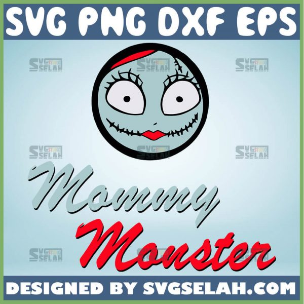 Sally Face Mommy Monster Svg Mother Of Nightmares Svg 1