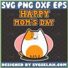 Happy MomS Day Svg Funny Cute Cat Lady Svg MotherS Day Svg 1