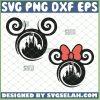 Disney Castle Mickey Head Svg Swirl Mickey And Minnie Svg 1