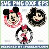 Mickey And Minnie Disney Passholder Svg Bundle 1