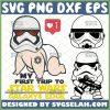 Star Wars Baby Stormtrooper Svg Bundle 1