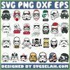 Star Wars Stormtrooper Helmet Drawing Logo Svg Bundle 1