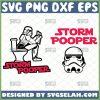 Storm Pooper Svg Bundle Disney Star Wars Baby Onesie Svg 1