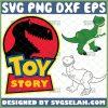 Toy Story Rex Svg Disney Dinosaur Svg 1