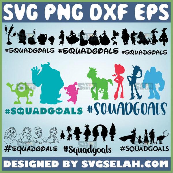 disney-squad-goals-svg