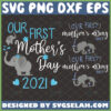 elephant-our-first-mothers-day-2021-svg