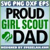 girl scout dad svg scout troop leader gift ideas for fathers day 1