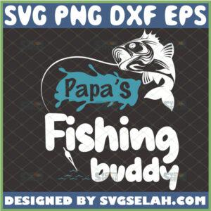 papas-fishing-buddy-svg-diy-fly-fish-baby-onesie-ideas-for-dad