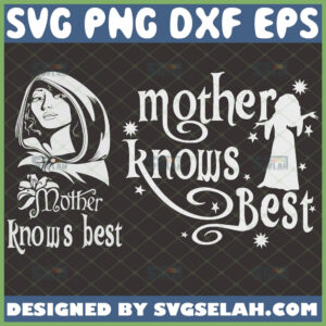 tangled-mother-knows-best-svg
