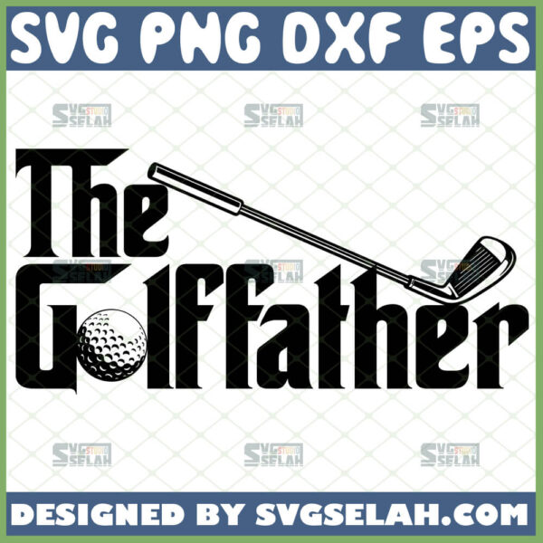 the golf father svg diy fathers day golf gift ideas svg