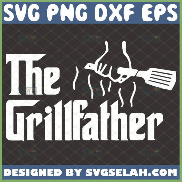 the grillfather svg grill master fathers day diy gifts design ideas for aprons