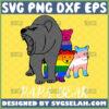 lgbt papa bear svg bear and cubs gifts for gay
