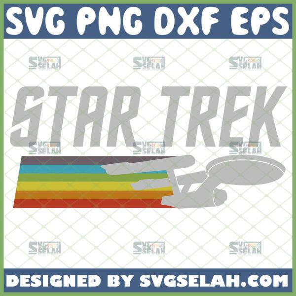 star trek svg starship enterprise svg