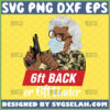6ft back or 6ft under svg madea gun mask svg african american woman tyler perry inspired