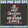 our first christmas as mr and mrs svg