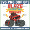 blaze and the monster machines svg