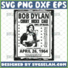 bob dylan curry hicks cage svg