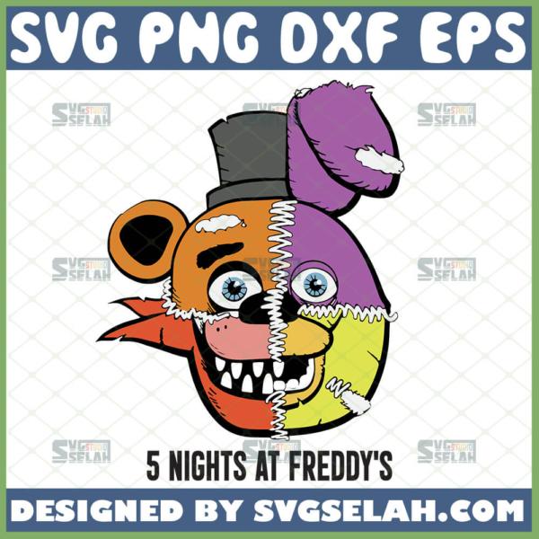 five nights at freddys svg